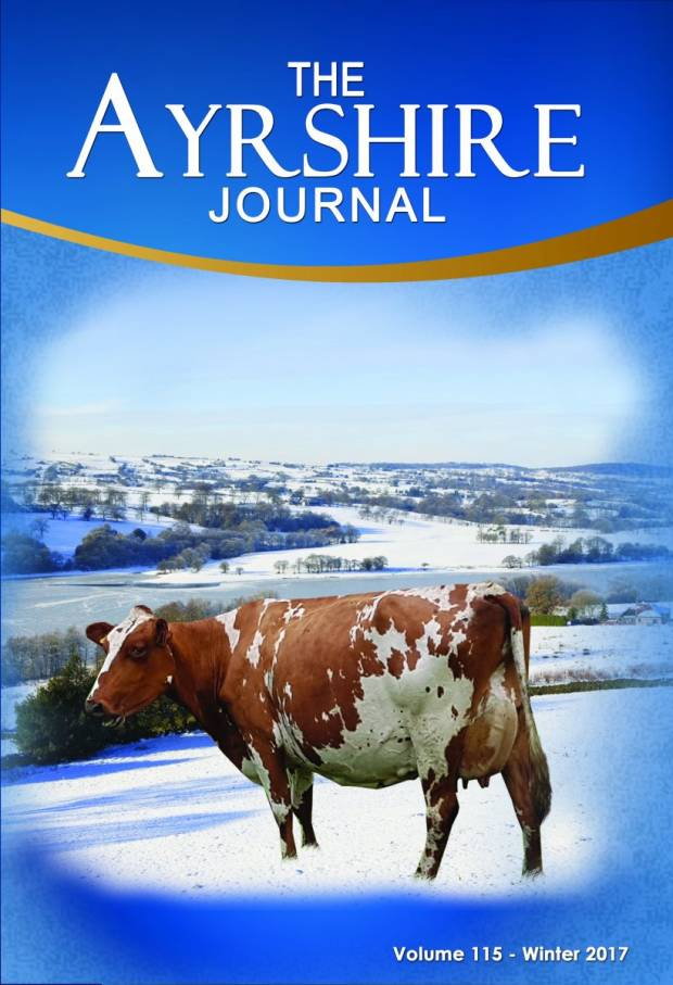 Volume 115 - Winter Journal