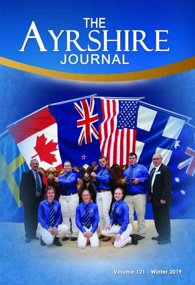 Volume 121 - Winter Journal
