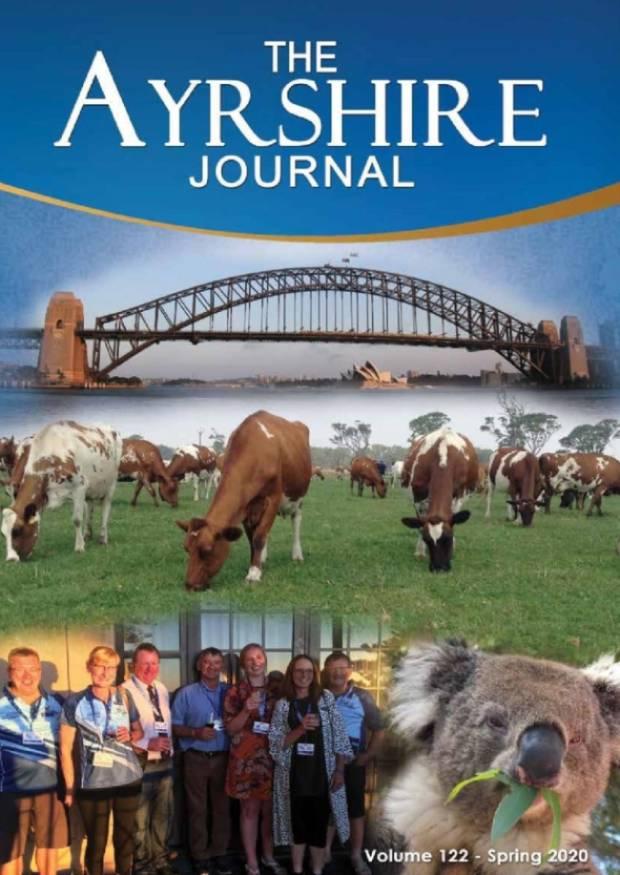 Volume 122 - Spring Journal