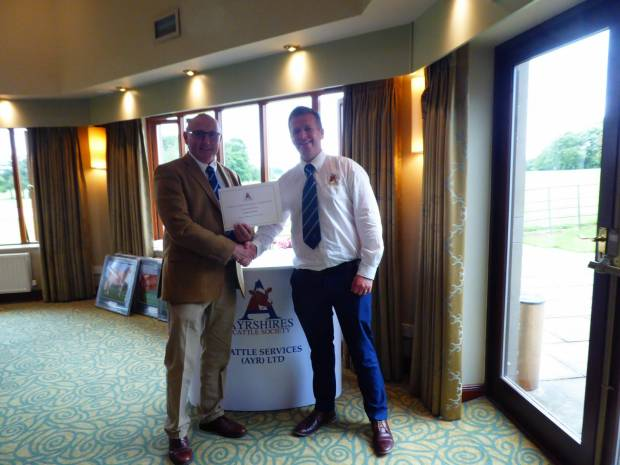 AGM Award Pictures