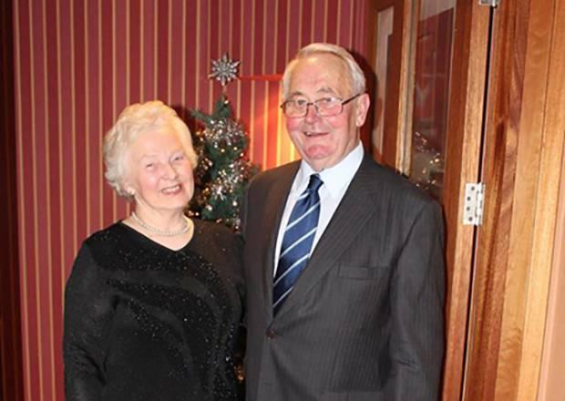 Margaret & Edward Evans