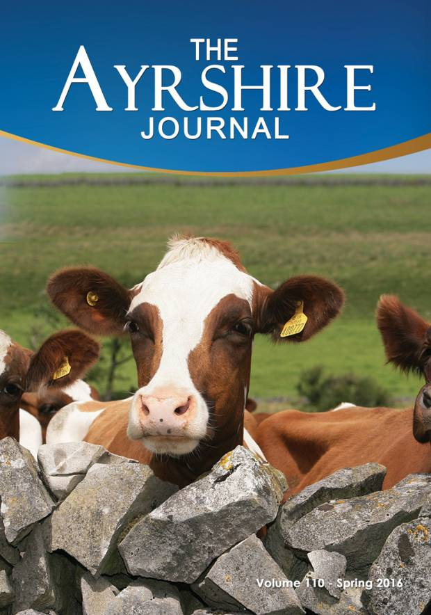 2016 Spring Ayrshire Journal - Available To View On-Line