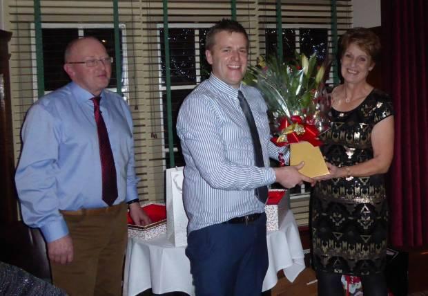 Alex Kirkpatrick retires as Chairman
