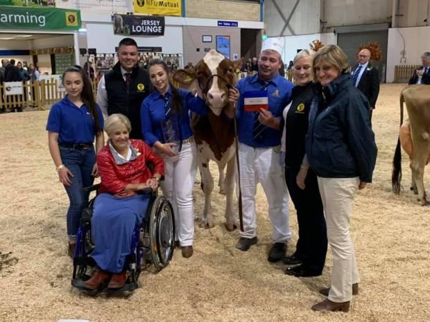 Bath & west Dairy Show