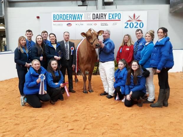 Borderway Dairy Expo 2020