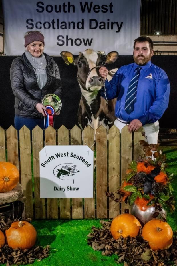 South West Scotland Dairy Show