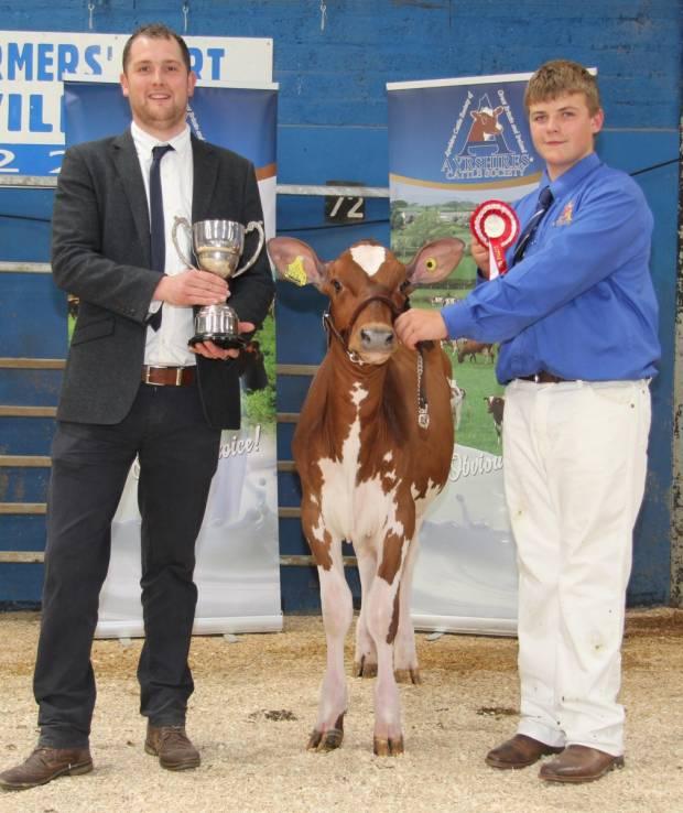 Priestland reigns supreme in Ayrshire championship