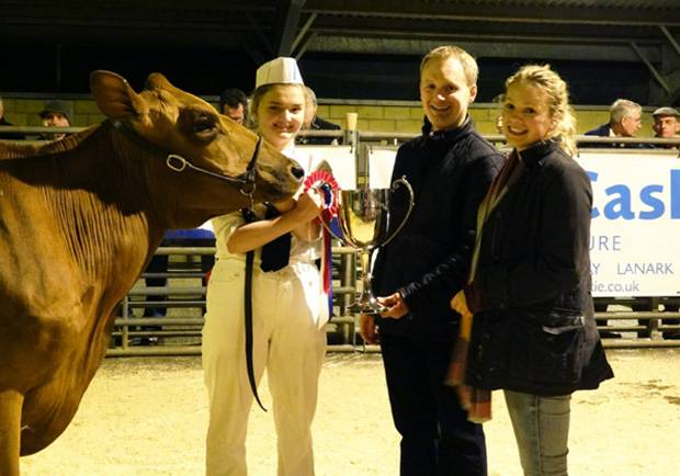 West Of Scotland Dairy Show Results 2015
