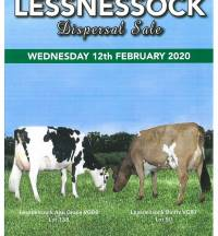 Lessnessock Dispersal Sale