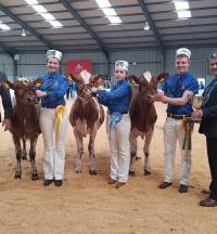 ABAB Calf Show 2018 results